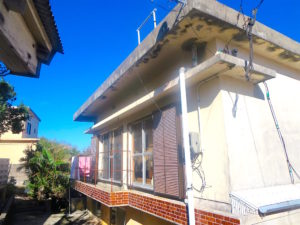 宝島の民宿みずほ荘
